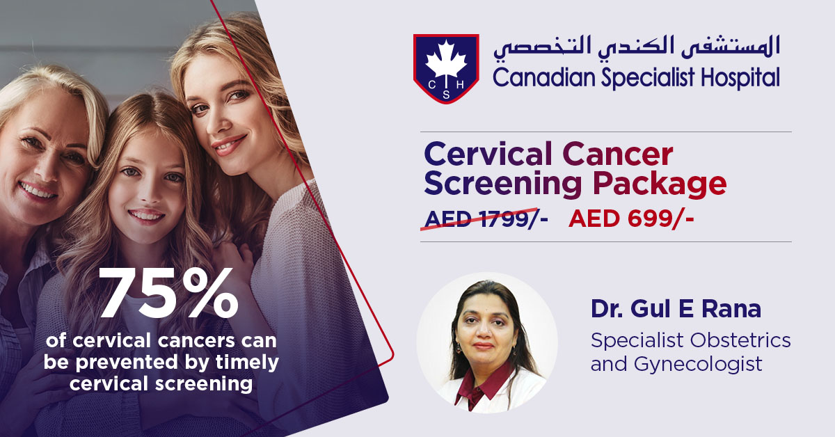 Cervical Cancer Screening Package